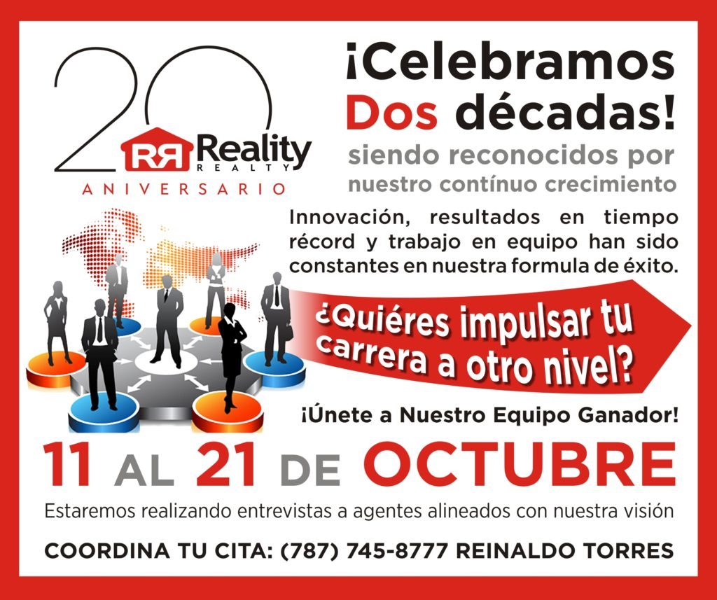 Reality - Reclutamiento SM