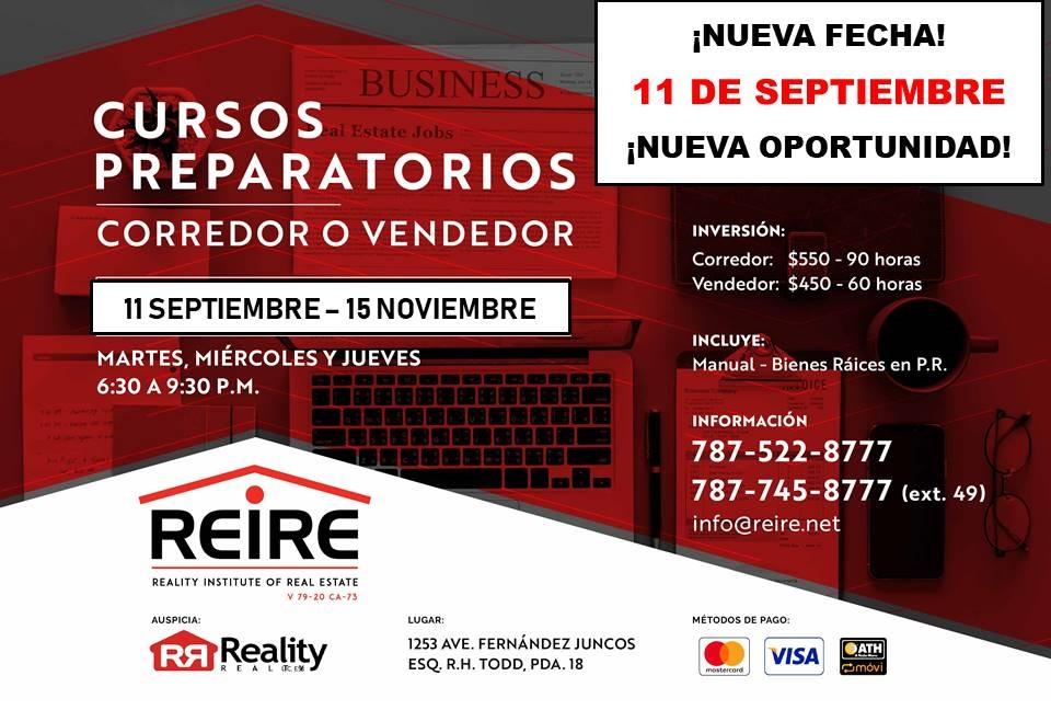 REIRE 2018 PROMO CP NUEVA FECHA 11.SEPT