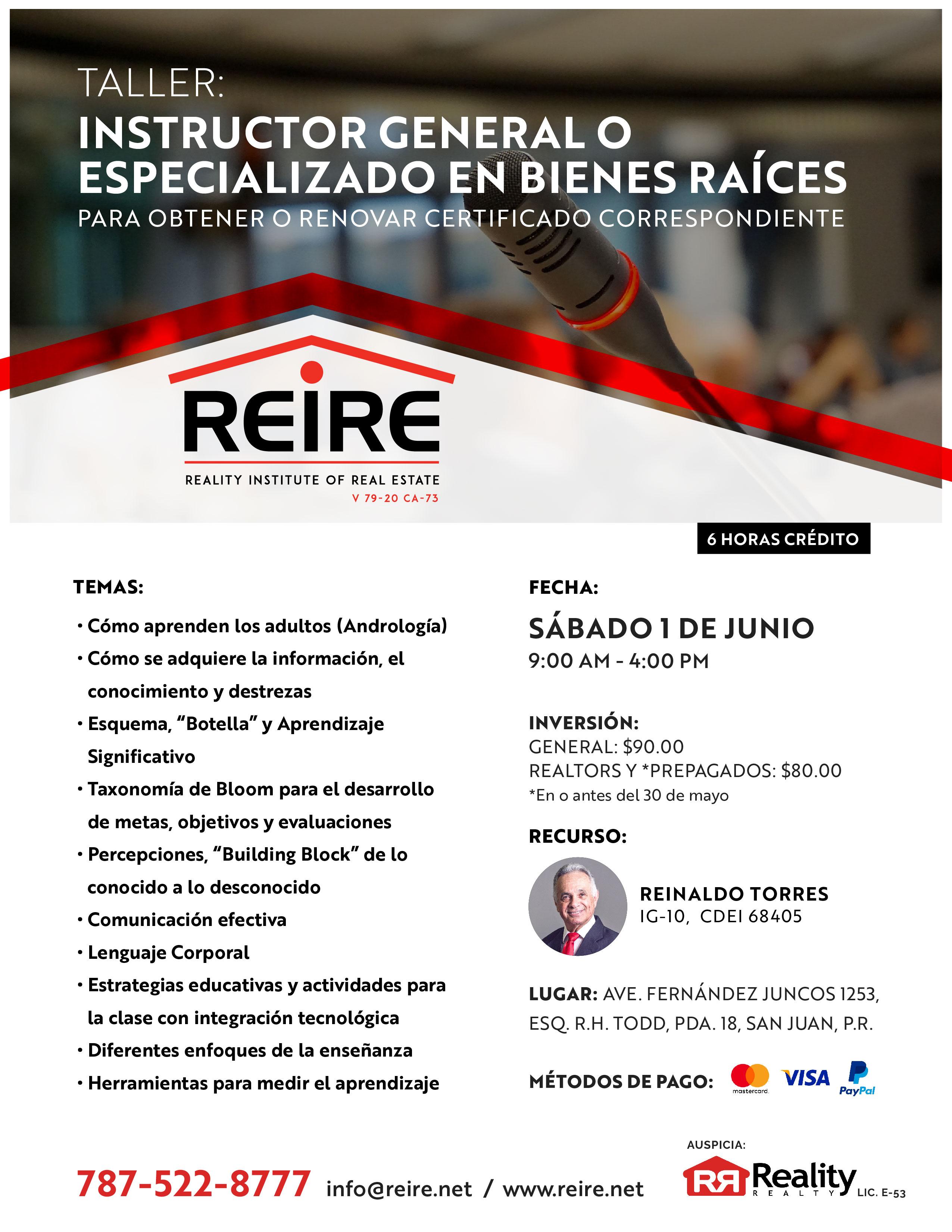 Reire_Instructor_2019-01